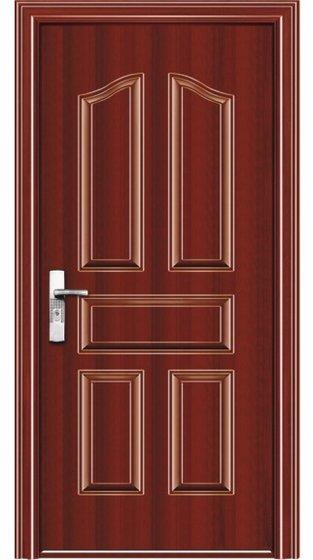 vienvėrės vidaus durys