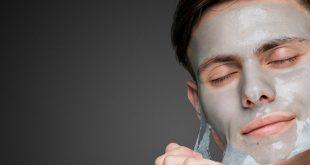 Veido kaukės vyrams