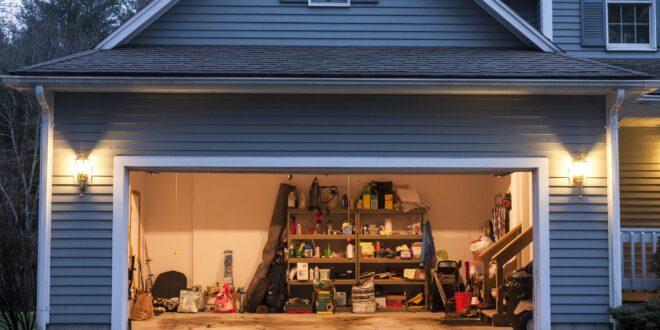 upscale-residential-house-has-neat-garage-168531302-588389105f9b58bdb36b0226